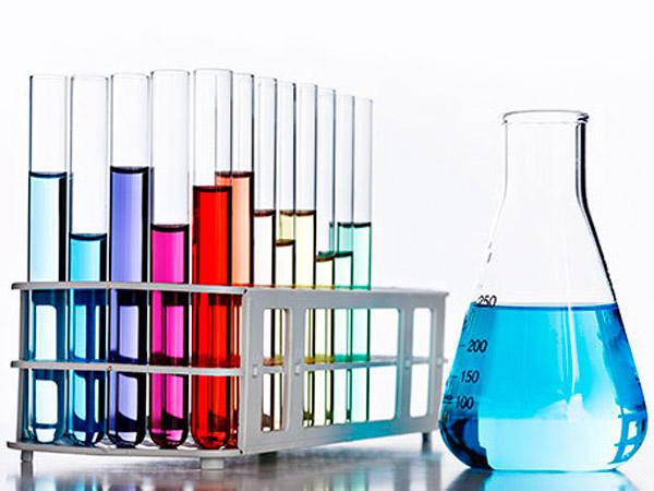 Químicos de industria