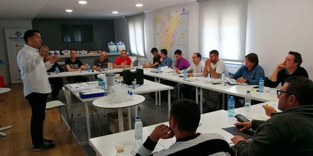 Cursos de formación gratuitos en Tejar Viejo (Febrero-Marzo-Abril)