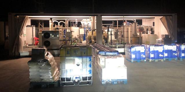 Hipoclorito Tejar Viejo S.L. como fabricante europeo de biocidas