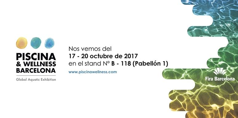 Tejar Viejo en el salón Piscina & Wellness BCN 2017