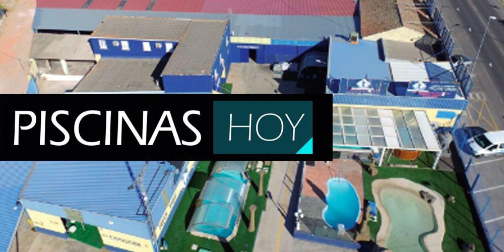Artículo de Tejar Viejo en la revista PISCINAS HOY