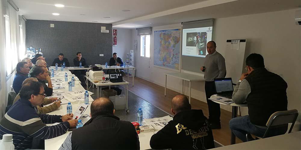 Primer curso de formación gratuito 2020 en Tejar Viejo