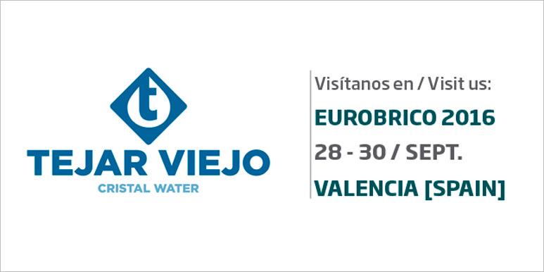 Visite el stand de TEJAR VIEJO en EUROBRICO 2016