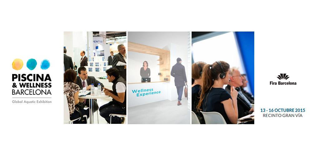 Inauguración del Salón Piscina & Wellness BCN 2015