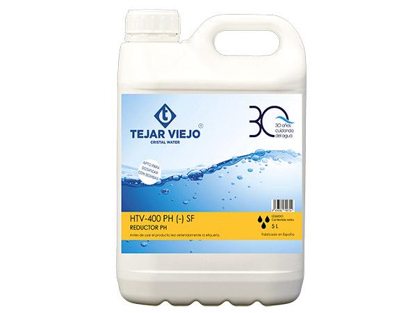Imagen de HTV 400 Reductor de pH líquido