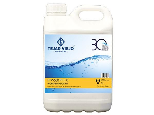 Imagen de HTV 500 Incrementador de pH líquido